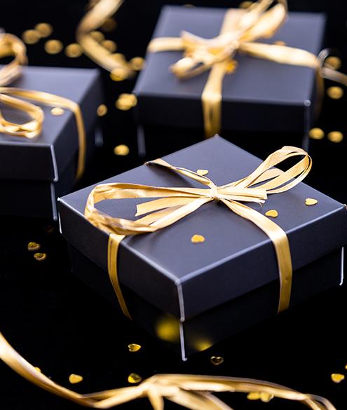 La folie des cadeaux