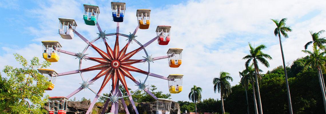 Parc d'attraction